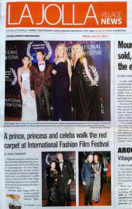 Prince Mario-Max Schaumburg-Lippe in La Jolla Village News of La Jolla Today